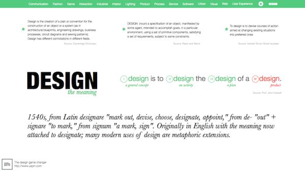 Design Definition