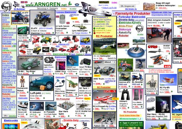 UXPin - funniest designs of the 90s Arngren
