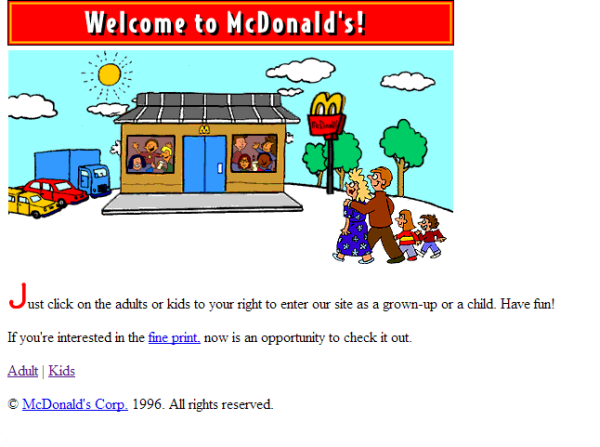 UXPin - funniest designs of the 90s McDonalds