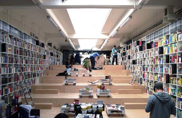 Plural Bookshop, Bratislava,