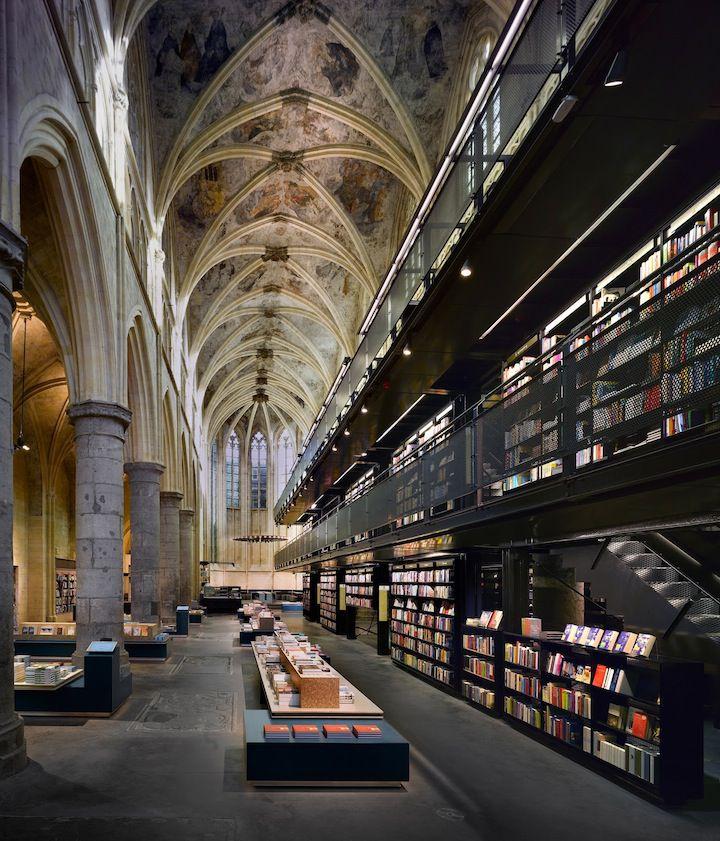 church book store Maastricht