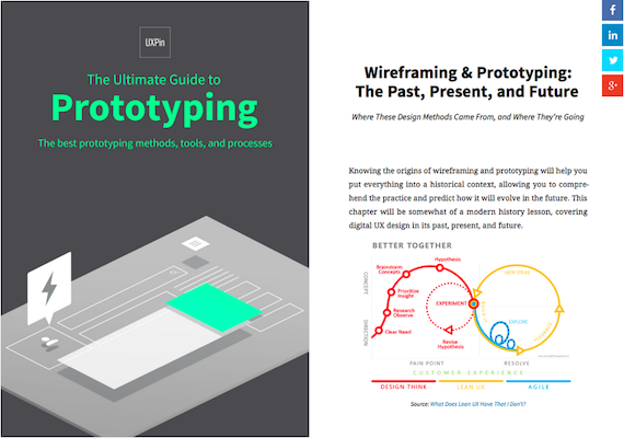 The Ultimate Guide to UX Prototyping