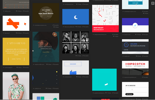 UI Design Pattern Library