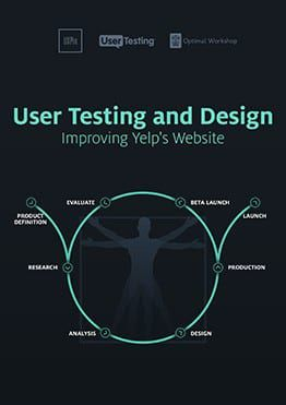 User Testing and Design Improving Yelps Website