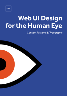 Web UI Design for the Human Eye Content Patterns Typography