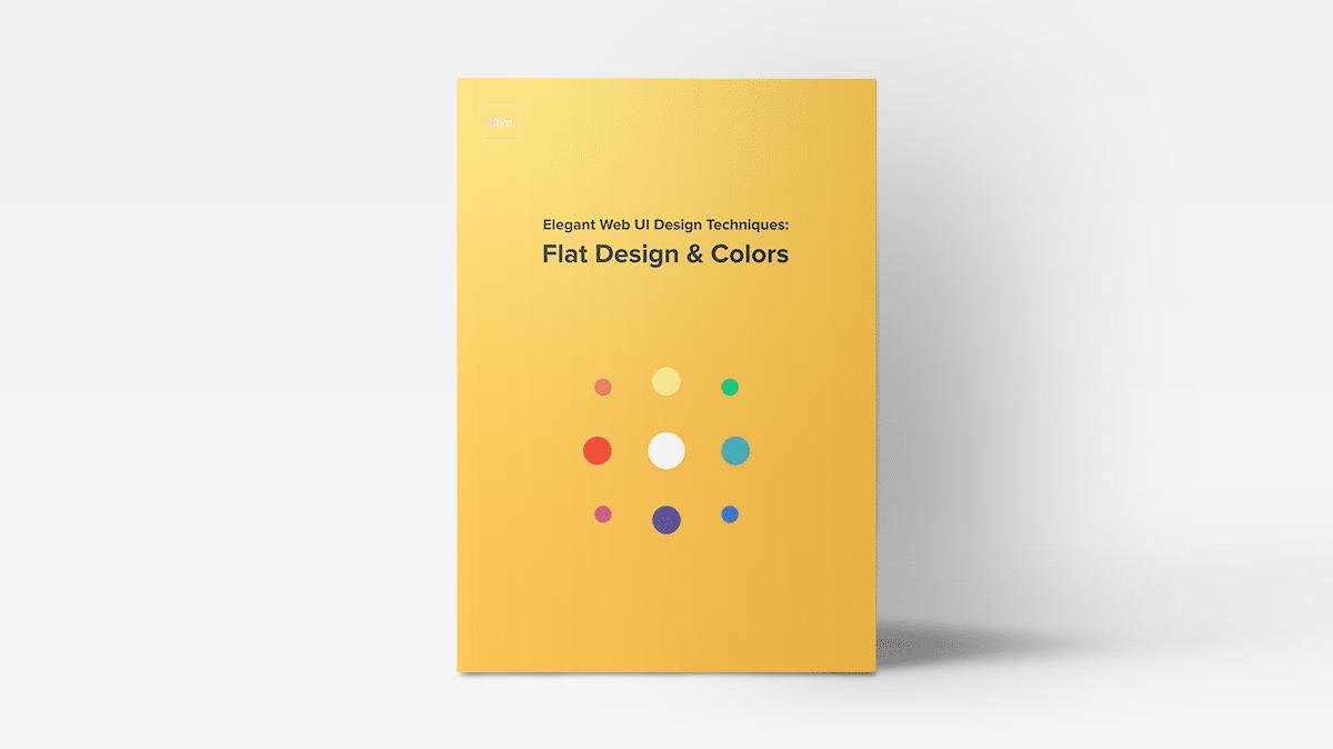 Free E book Flat Design & Colors
