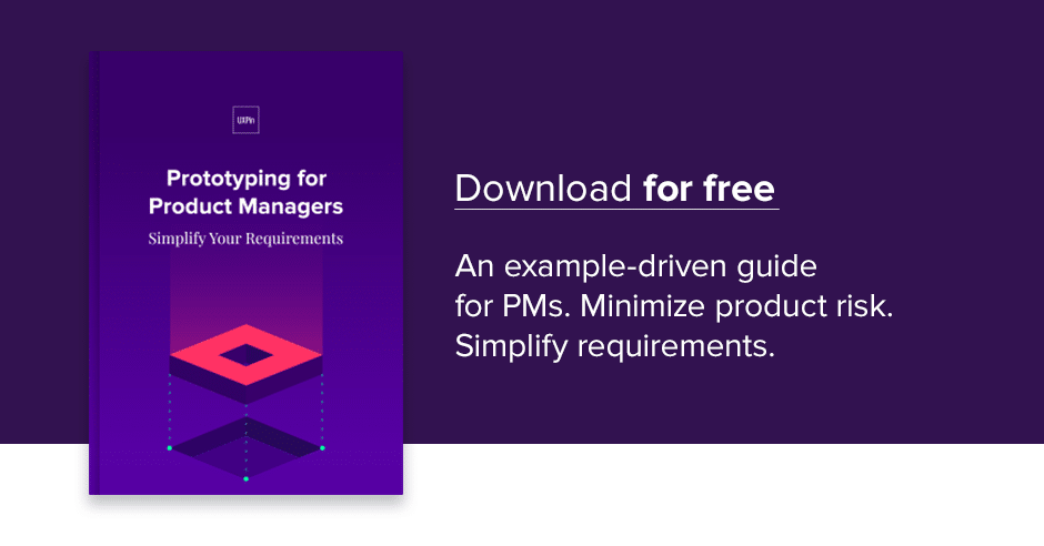free e-book Prototyping for Product Managers