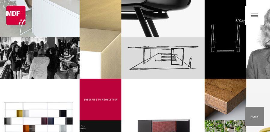 MDF webdesign