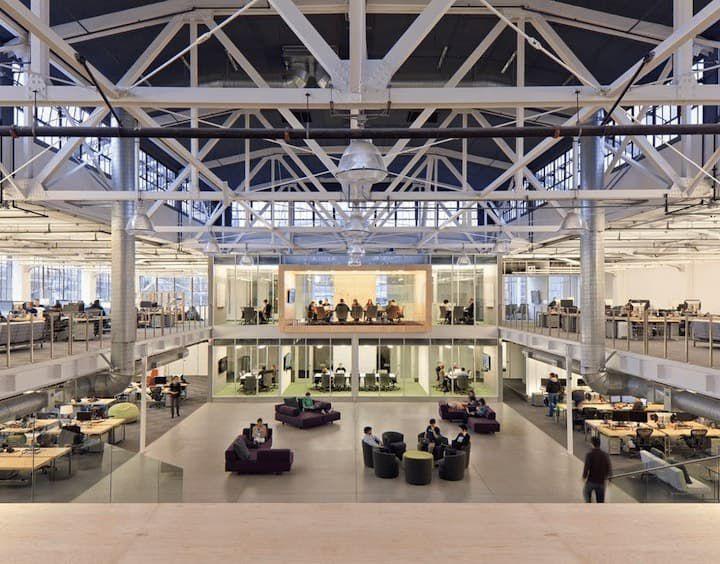 Atlassian San Francisco office