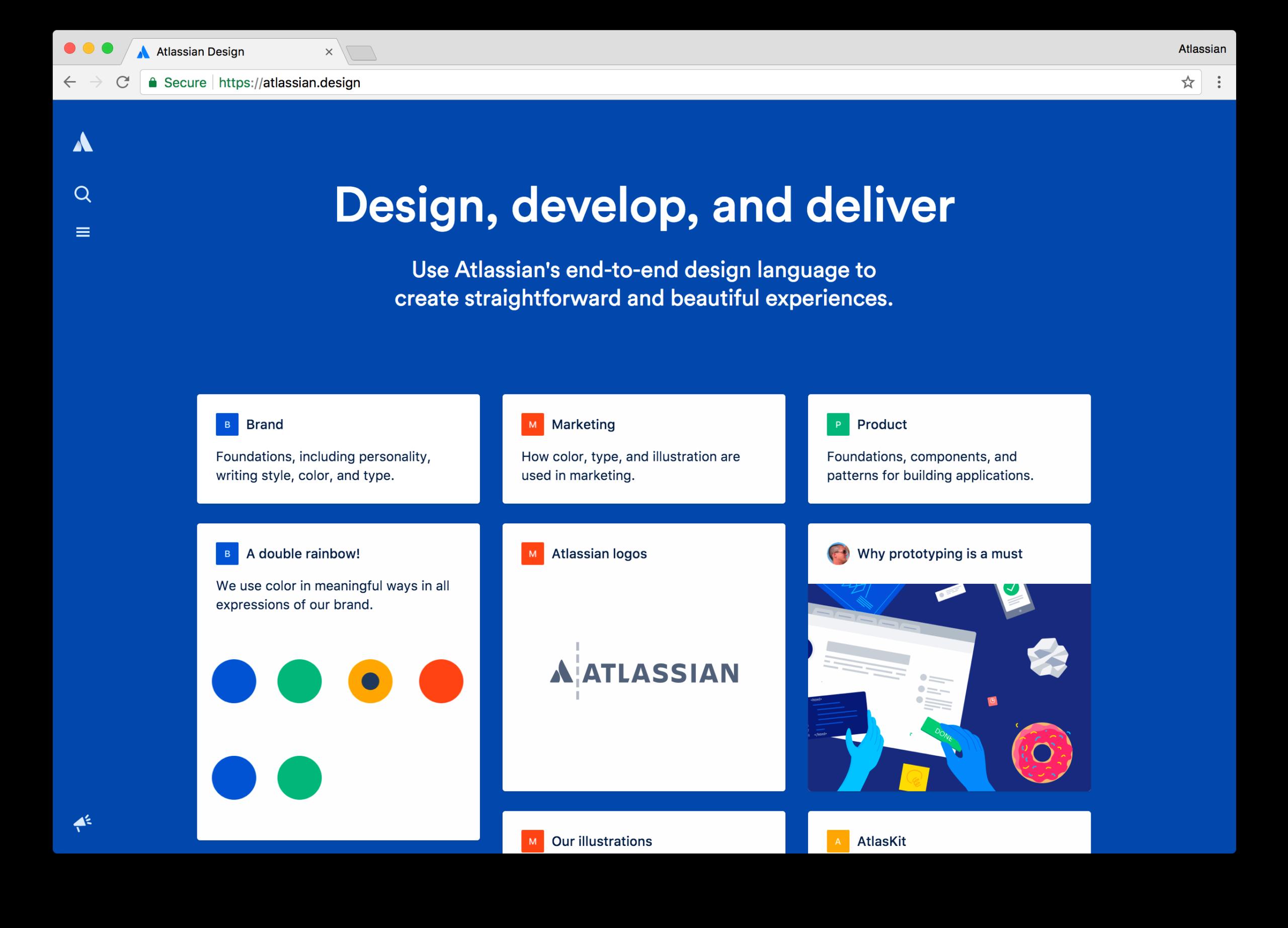 Atlassian Design Guidelines 3.0.