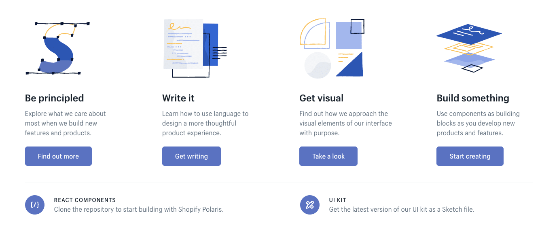 Design patterns UXPin