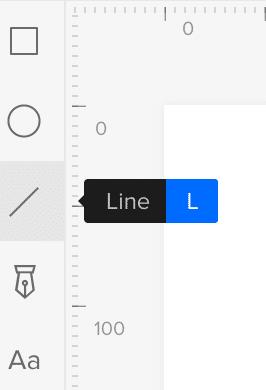 Line element UXPin