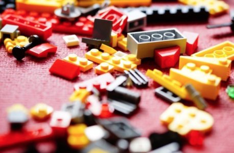 lego helps in ux writing