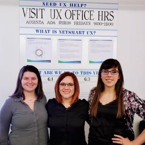 Using UXPin in healthcare case study - Netsmart team
