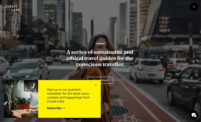Onscroll Curatelabs blog